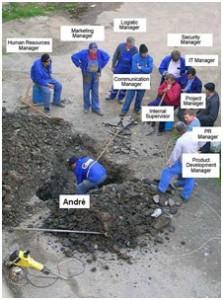 Ouvrier et administration